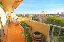 Location appartement - ANTIBES (06600) - 49.4 m² - 2 pièces